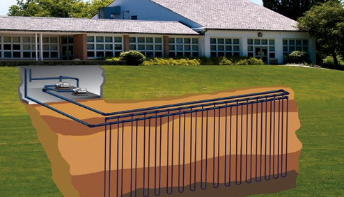 Improve your Schools Air Quality with Geothermal